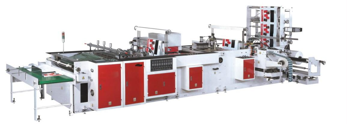 Automatic Patch bag making machine